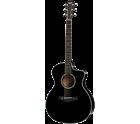Taylor 214ce BLK DLX acoustic guitar