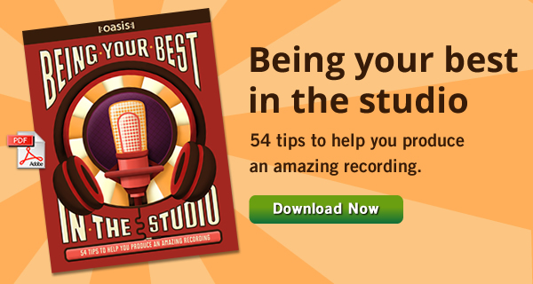 Being your best in the studio 54 tips to help you produce an amazing recording