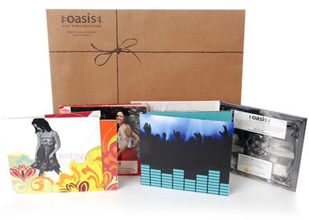Oasis Environmental-Packaging Sample Kit
