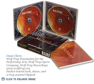 Custom Digipak Options