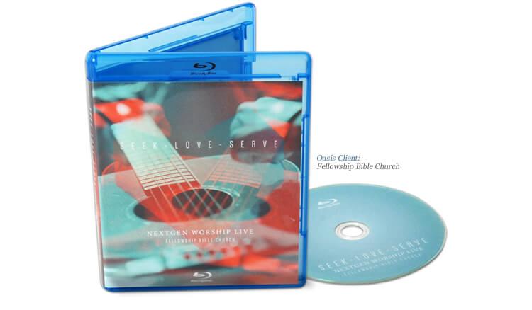 Blu-ray Duplication, Blu-ray Replication, Blu-ray Packaging