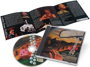 6-Panel Foldout Jewel Cases