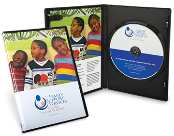 Short-run DVD duplication