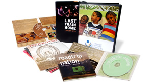 Short-run CD & DVD Duplication